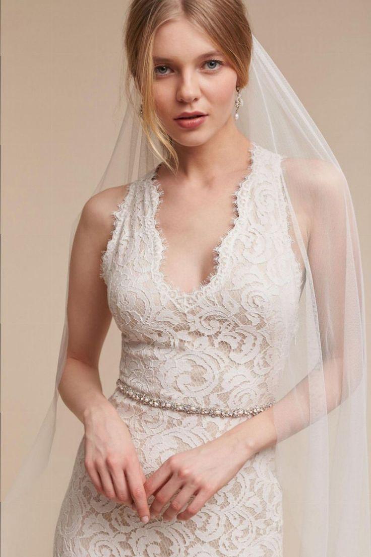 Tadashi shoji bhldn cheyenne wedding dress new size 6