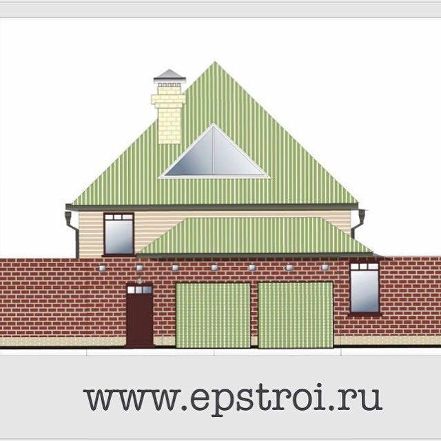Комплексное проектирование домов: www.epstroi.ru