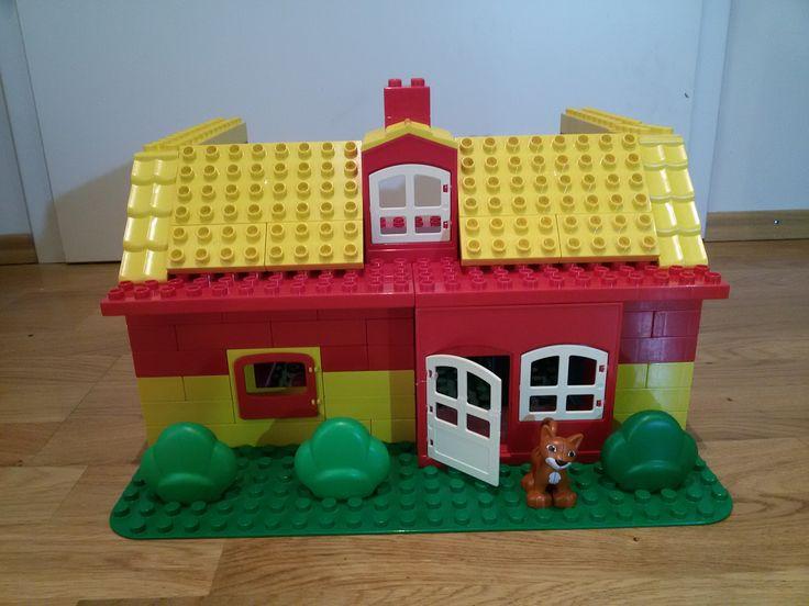 54 besten bauideen lego duplo geb ude bilder auf pinterest lego duplo sehen und aktivit ten. Black Bedroom Furniture Sets. Home Design Ideas