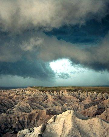 Badlands National Park, South Dakota. Photo by Annie Griffiths Belt.