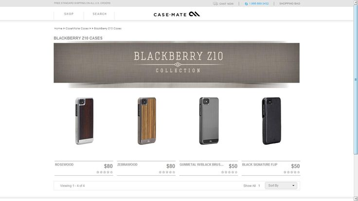 New Case-Mate Cases Now Available for BlackBerry Z10 photo