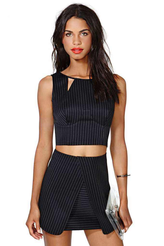 Nasty+Gal+Moxy+Crop+Top+|+Shop+What's+New+at+Nasty+Gal