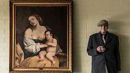Painting found in Australia - belongs to Artemisia Gentileschi?