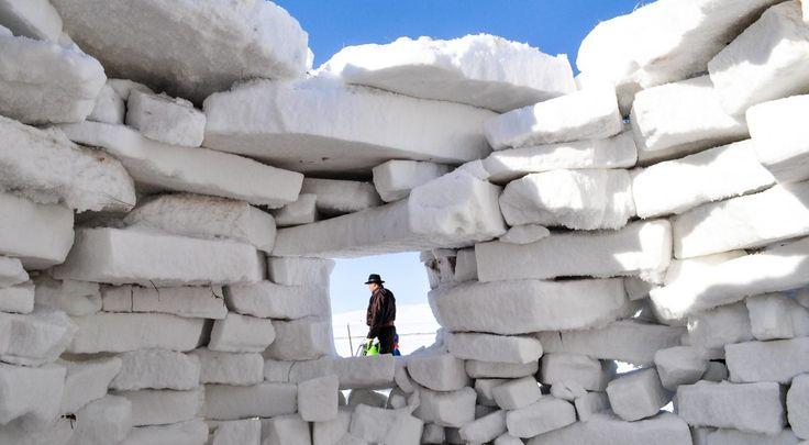 Snow & Ice Festival Mongolië - GlobeHopper