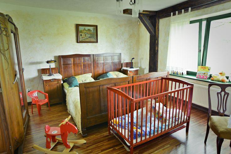 Pokój dla rodziny z małym dzieckiem