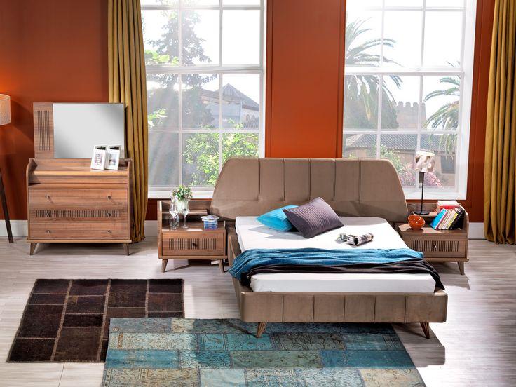 Carel Yatak Odası | Decorall