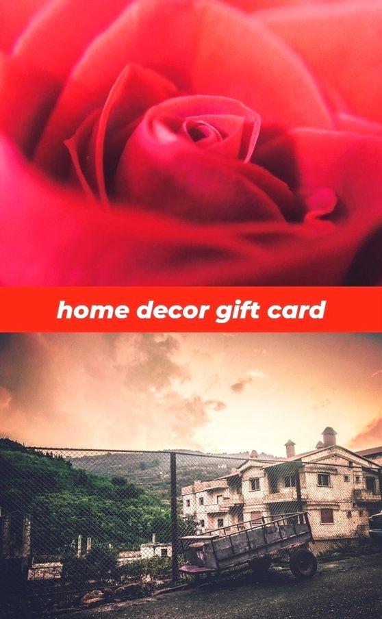 Home Decor Gift