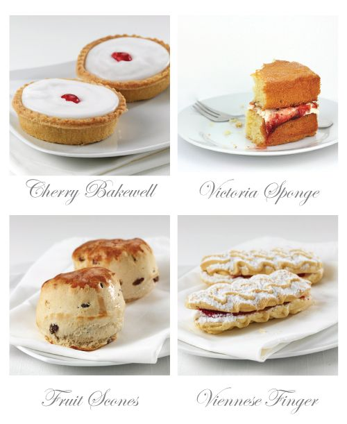 lovely British Delights - Torie Jane