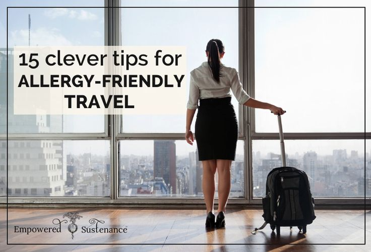 These tried-and-true tips and tricks make healthy traveling on a restricted diet a million times easier!