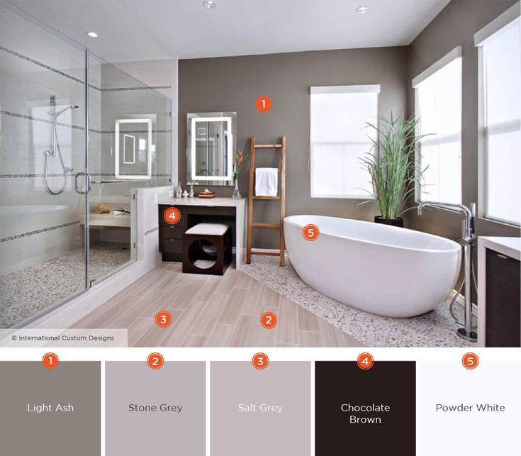 20 Relaxing Bathroom Color Schemes Shutterfly Bathroom Color Schemes Bathroom Color Relaxing Bathroom