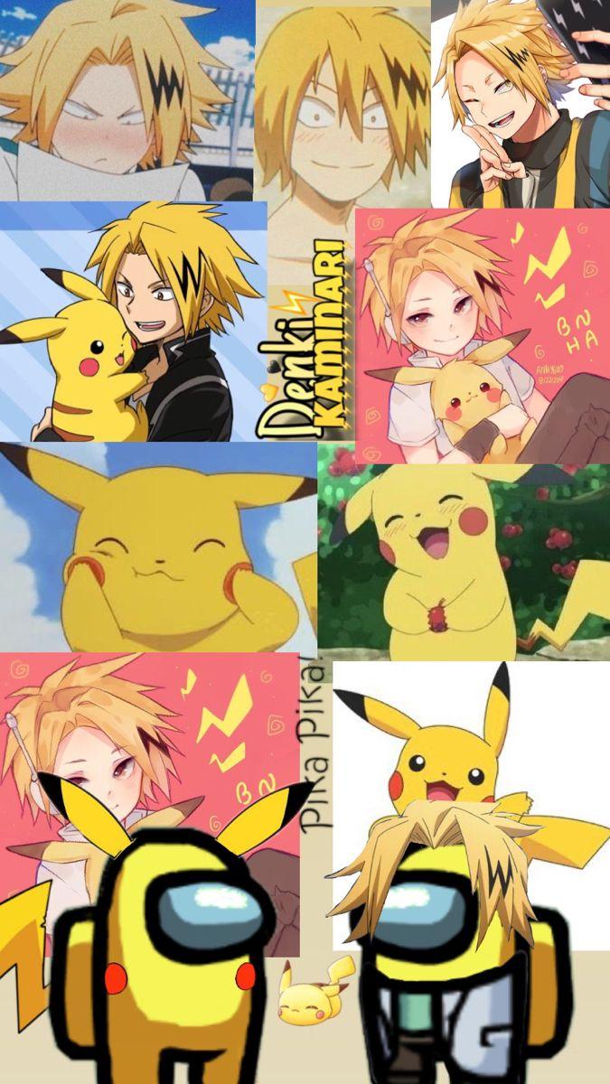Among Us Anime Aesthetic Wallpapers My Hero
