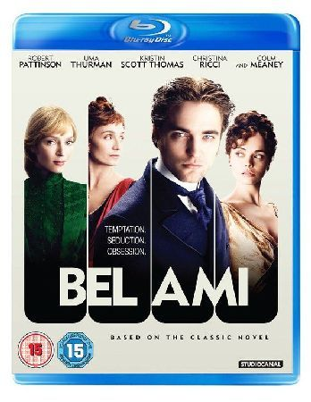 BEL Ami Based on the classic novel Bel Ami unites an incredible cast of actors for a scandalous tale of high society 19th Century France. An erotically charged tale of ambition power and seduction the story c http://www.MightGet.com/january-2017-12/bel-ami.asp