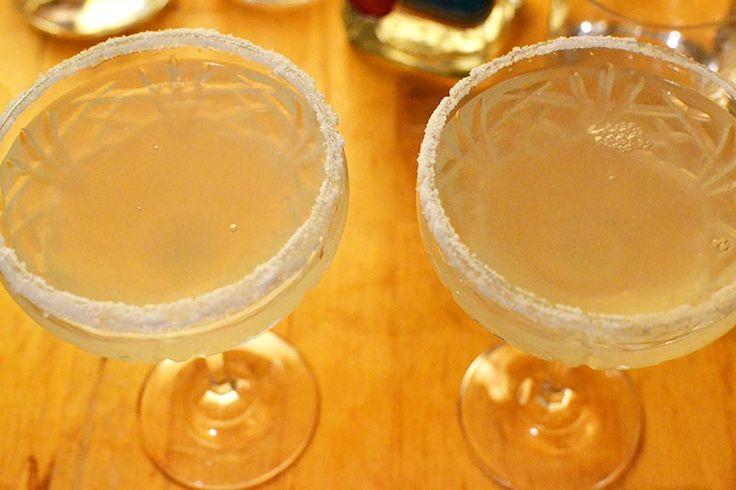 The Cuervo Margarita Cocktails