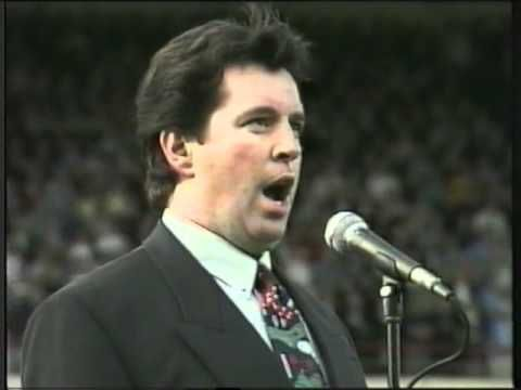 Irish National Anthem sung @ Croke Park 1992 All-Ireland SFC Final