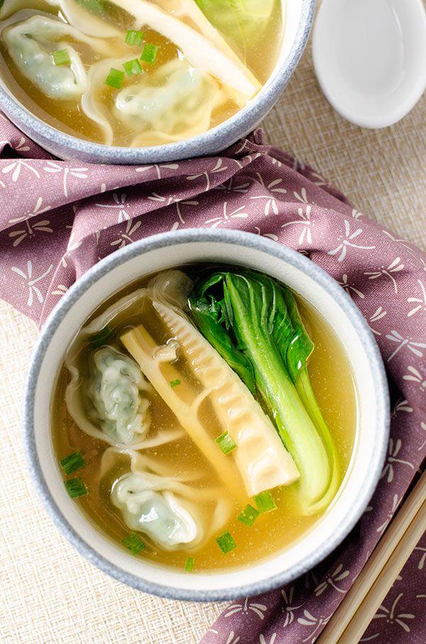 Chinese Chicken Stock | omnivorescookbook.com