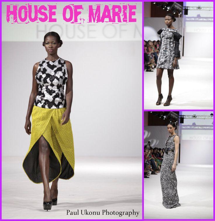 MRSHUSTLE RUNWAY: HOUSE OF MARIE AT GFDW 2013 (SHOT BY PAUL UKONU)