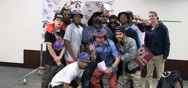 Nardwuar x Pro Era x Trinidad James, Megaloh, Prinz Pi, Termanology x Nitty Scott MC, John Legend, Kidz in the Hall