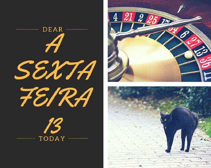 A SEXTA FEIRA 13             A Sexta-feira no dia 13 de qualquer mês é sempre considerada, pela maioria das pessoas,como um dia de a...