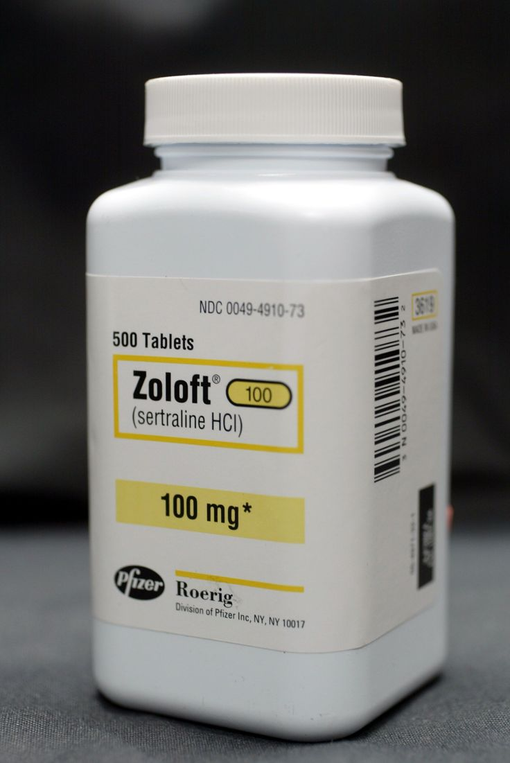 A compact look at Zoloft medication - generic sertraline hydrochloride - an SSRI antidepressant approved for use in treating depression, panic disorder, OCD, PTSD, PMDD and social anxiety disorder.