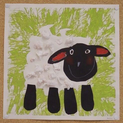 Ihana lammas! Hyvät ohjeet ja loistavia ideoita koko blogi täynnä. :)