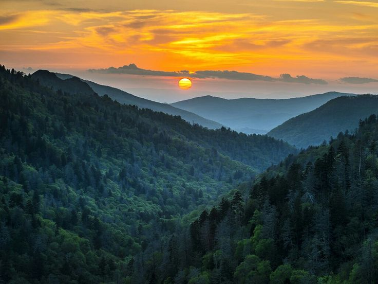 Great Smoky Mountains - Townsend, Tennessee