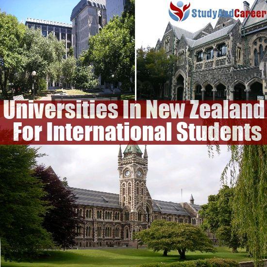 Top Universities In New Zealand For International Students