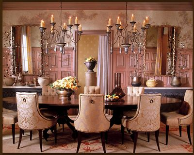 mauve ♥Kitchens Interiors, Dining Rooms, Dining Area, Kitchens Design, Decor Style, Interiors Design Kitchens, Eating House, Eating Places, Dusty Pink