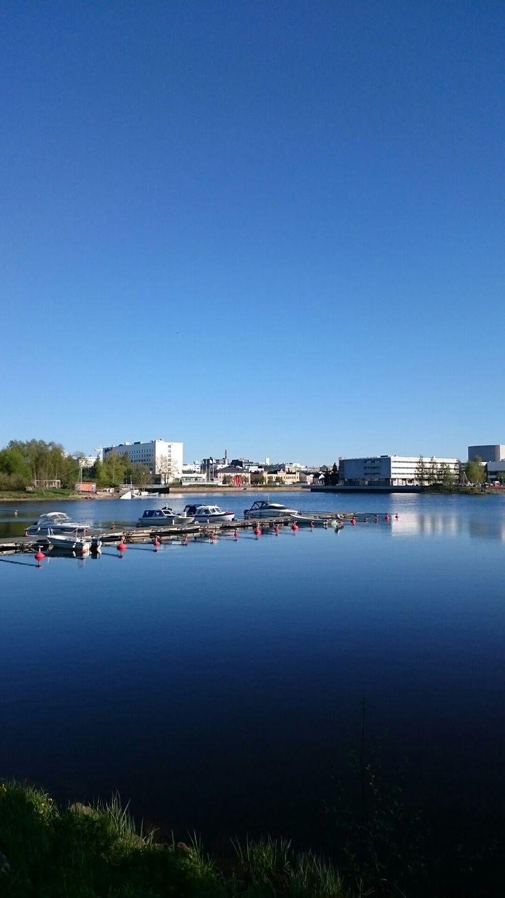 #summer  Oulu, Finland