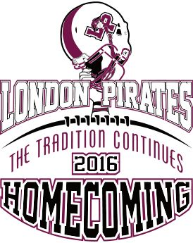 IZA DESIGN Homecoming shirts.  Custom Homecoming T-Shirt Design - Game Tradition (cool-277g1).  Specializing in custom alumni homecoming t-shirts for over 30 years.