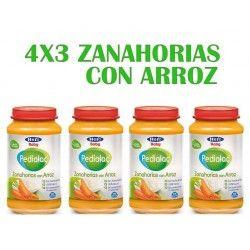 HERO BABY ZANAHORIAS CON ARROZ