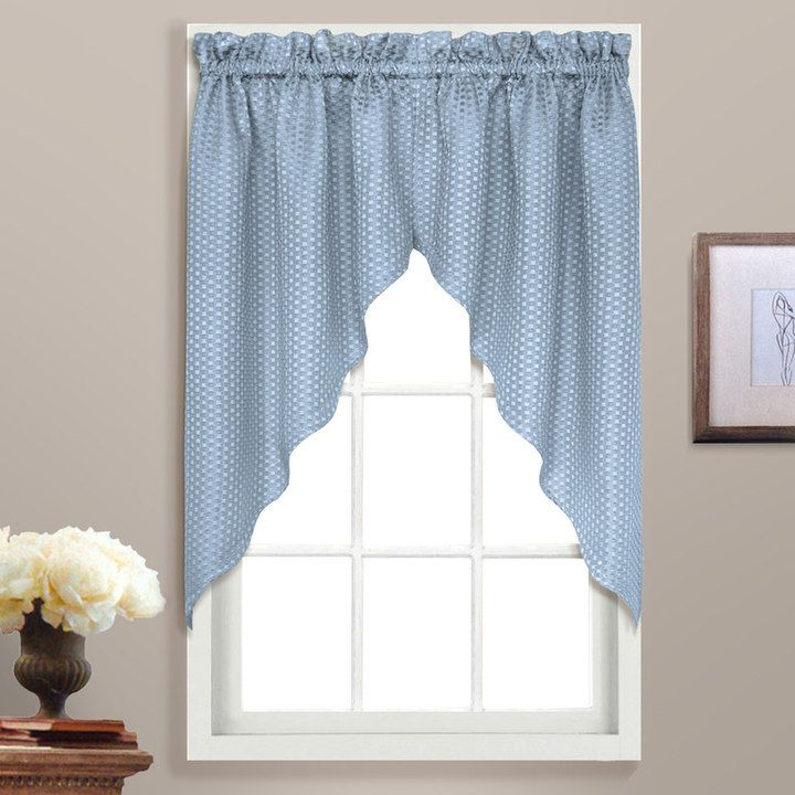 Best 25 Swag Curtains Ideas On Pinterest Curtain