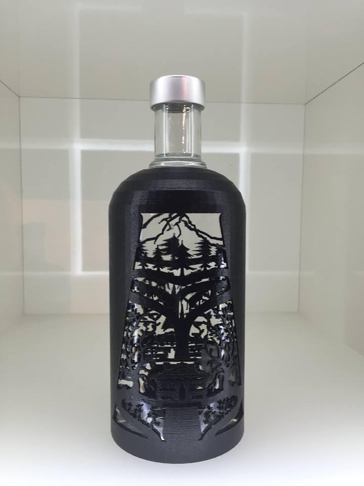 bottle | amenity proj | Bottle, Prints, 3d printing diy