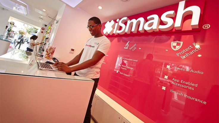 iSmash specialises in offering a trusted express repair service for smartphones, tablets and computers