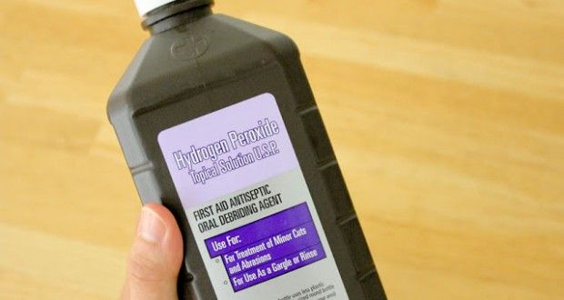 6 Surprising Off-Grid Uses For Hydrogen Peroxide   Off The Grid News