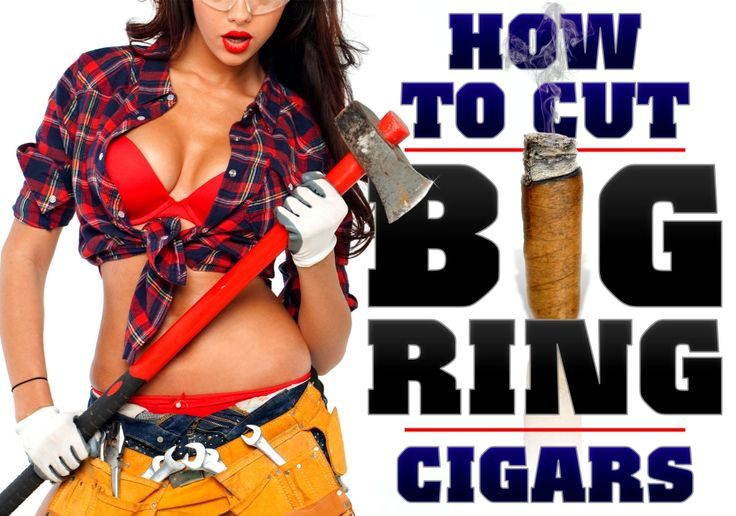 unbanded cigars how to cut