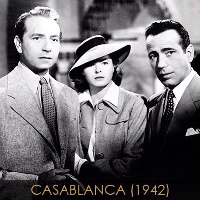 an analysis of the old classic noir film casablanca directed by michael curtiz in 1942 Casablanca 1942 casablanca this captivating wartime adventure of romance and intrigue from director michael curtiz defies curtiz's film is a classic for a.