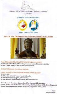Ponza festeggia il suo Patrono, San Silverio. Ecco il programma dell'evento.