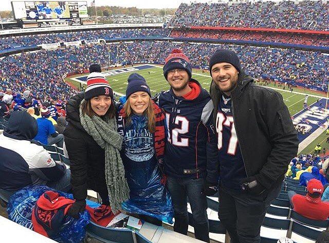 Bills vs Patriots  regram from our exchanger @patty_baker13 #nfl #buffalobills #nepatriots #football #sport #ny #usa #culture #student #exchange #studyabroad #travel #wanderlust #instatravel #instadaily #instagood #picoftheday #photooftheday #adventure #explore #discover #uaglobal