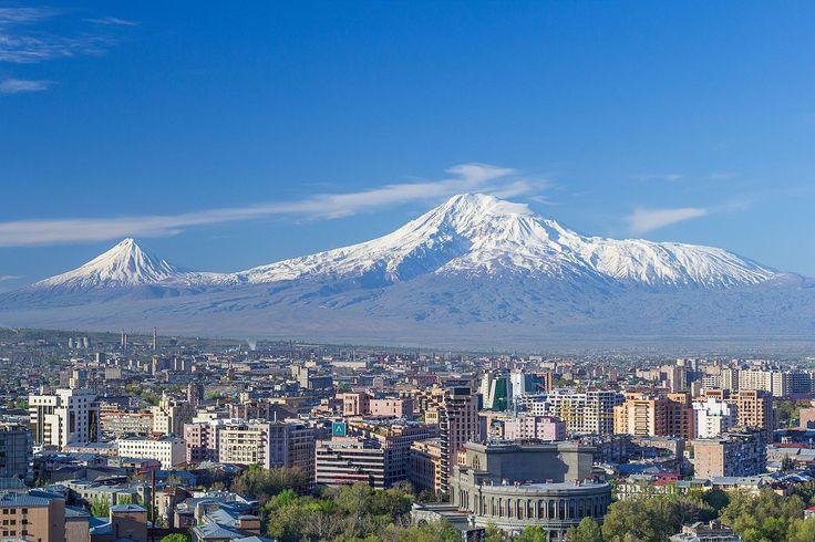 Ararat mountain, Turkey - The world's most beautiful mountains #ararat #mountain #travelblog