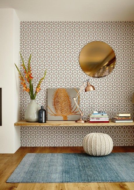 graphic wallcovering
