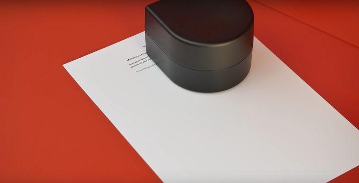 En lo más fffres.co: ¡Te presentamos a la primera impresora portátil… #Art #impresora #portátil #impresora_portátil #impresora_de_bolsillo