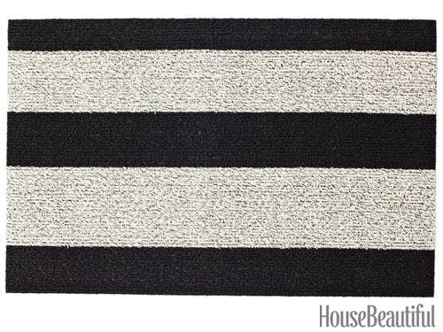 Cool Doormats $45 @ chilewich.com