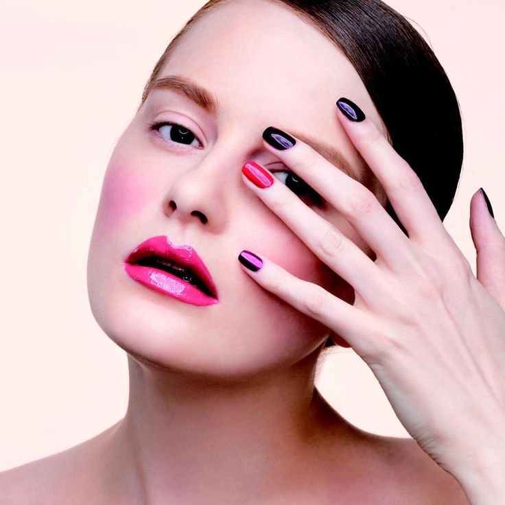#nails #pointnails #editorial #unistella #beautyeditorial