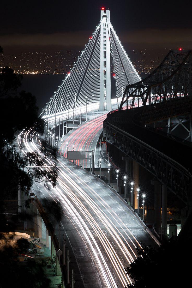 Walk the East Span of the Bay Bridge, San Francisco/Oakland!
