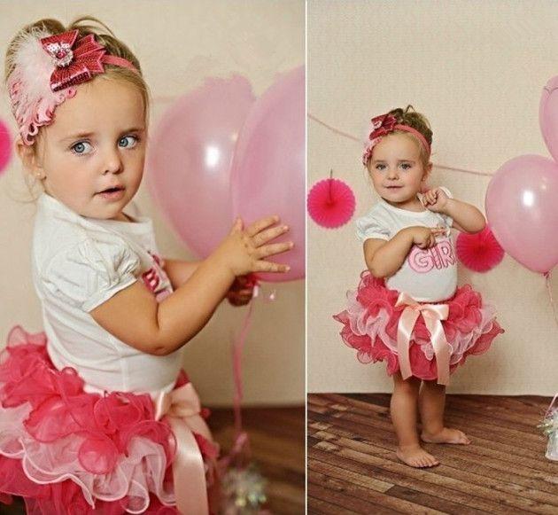 2 шт. девочек для детской одежды Ropa де Bebe дети жилет футболки Top + юбка туту экипировка ну вечеринку на день рождения костюм установить Dancewear