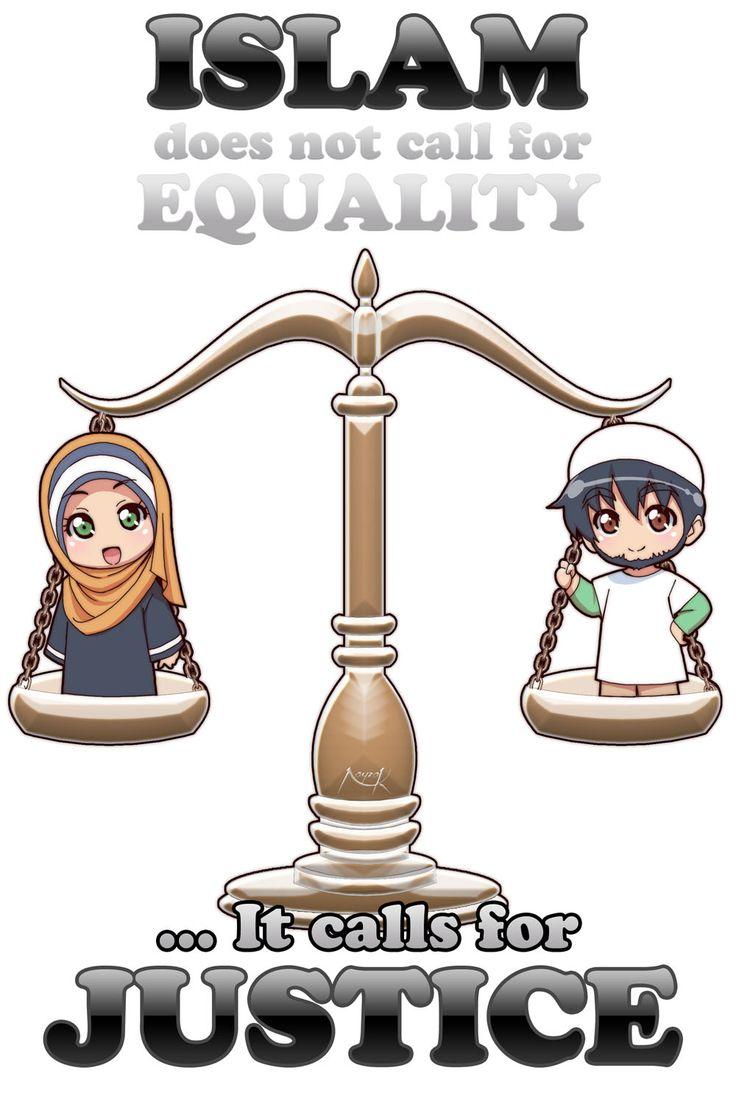 gender equity in Islam by Nayzak.deviantart.com