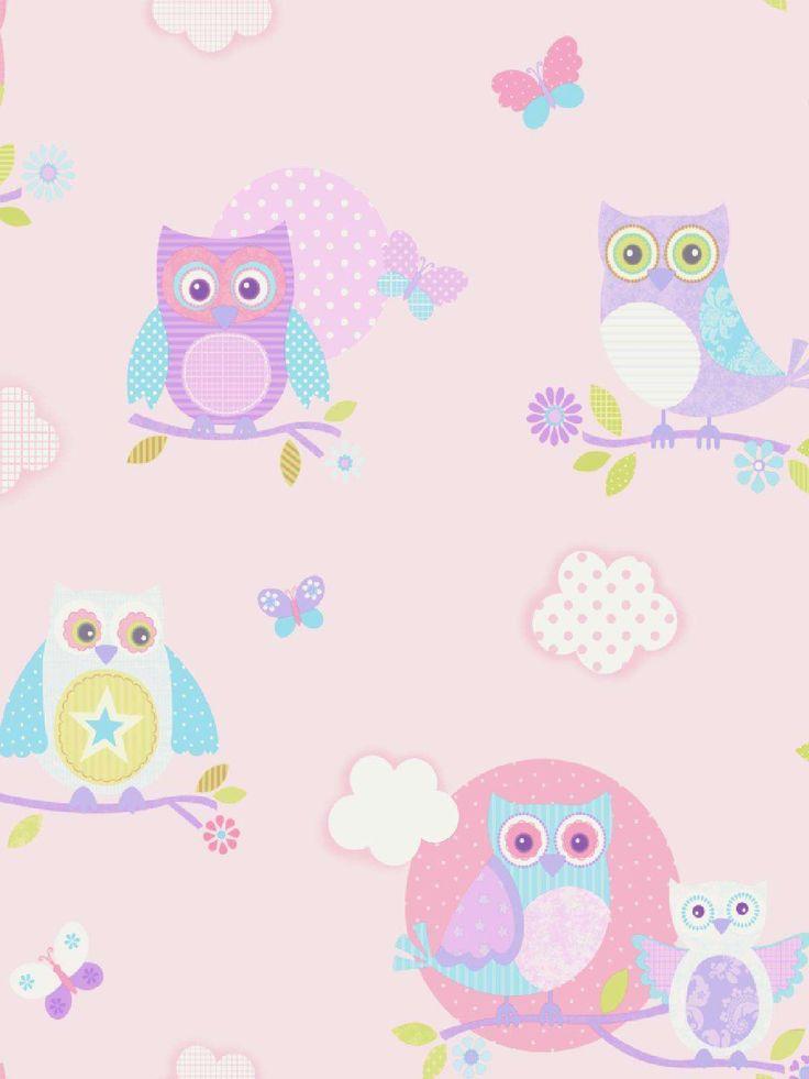 owl pattern ♥ my wallpaper