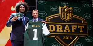 With The Sixth Pick Of The 2015 NFL Draft. The New York J_E_T_S JETS JETS JETS Select Leonard Williams From USC. - NFL.com