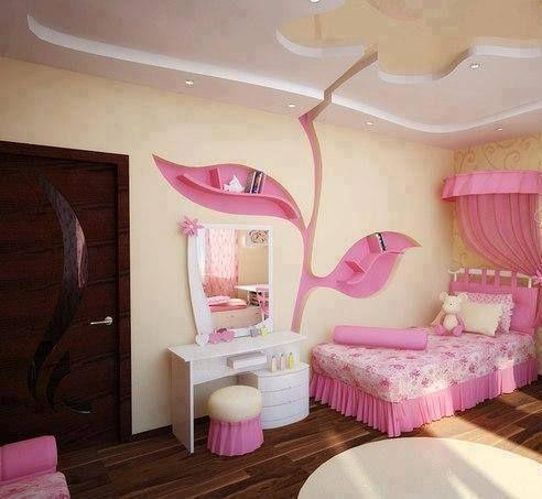 Girl Room Idea