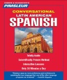 Latin American Spanish, Conversational: Learn to Speak and Understand Latin American Spanish with Pimsleur Language Programs (Simon & Schuster's) (English and Spanish Edition) - http://www.nethomeschool.com/resources/state-homeschooling-resources/home-school-groups/latin-american-spanish-conversational-learn-to-speak-and-understand-latin-american-spanish-with-pimsleur-language-programs-simon-schusters-english-and-spanish-edition/